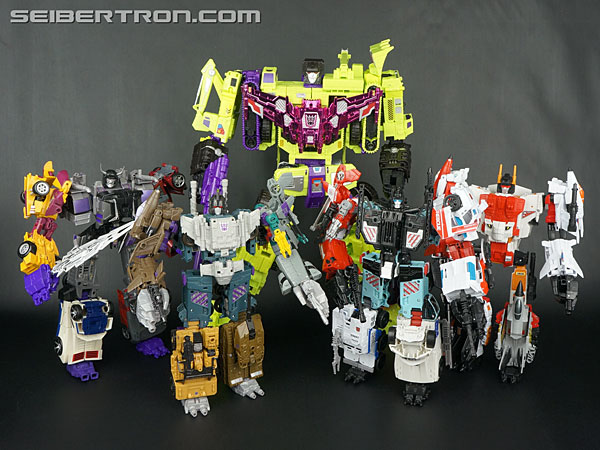 new gallery combiner wars bruticus transformers