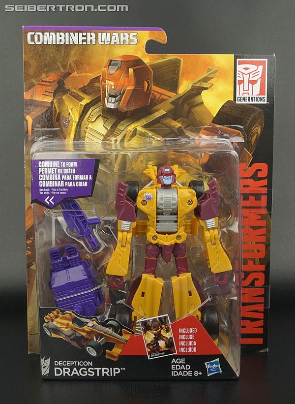 Transformers Generations Combiner Wars Dragstrip (Drag Strip) (Image #1 of 128)