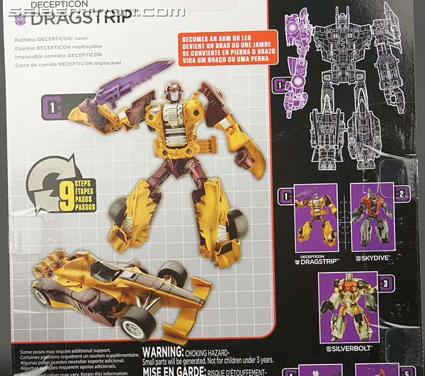 Transformers Generations Combiner Wars Dragstrip (Drag Strip) (Image #9 of 128)