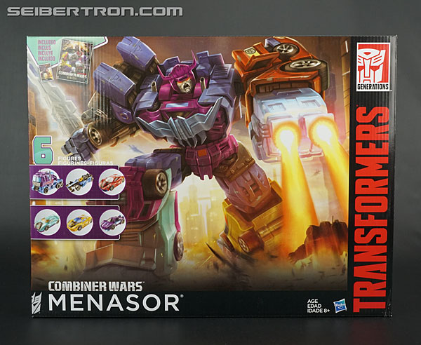 Transformers News: Transformers Combiner Wars G2 Menasor Now Widely Available at Online Retailers