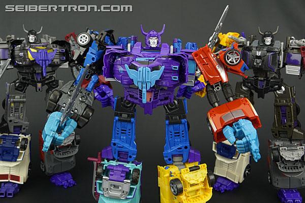 Transformers News: New Galleries: Combiner Wars G2 Menasor Set