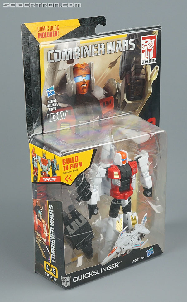 Transformers Generations Combiner Wars Quickslinger (Slingshot) (Image #5 of 217)