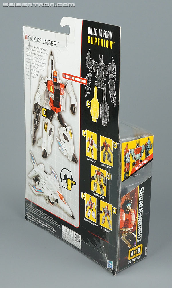 Transformers Generations Combiner Wars Quickslinger (Slingshot) (Image #7 of 217)