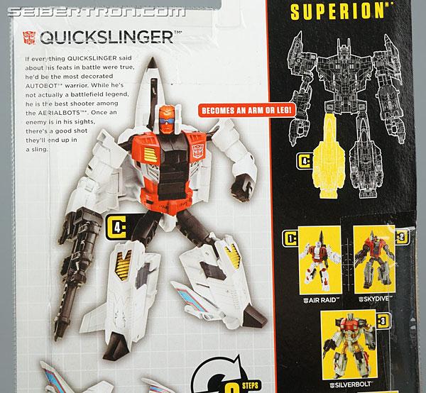 Transformers Generations Combiner Wars Quickslinger (Slingshot) (Image #9 of 217)