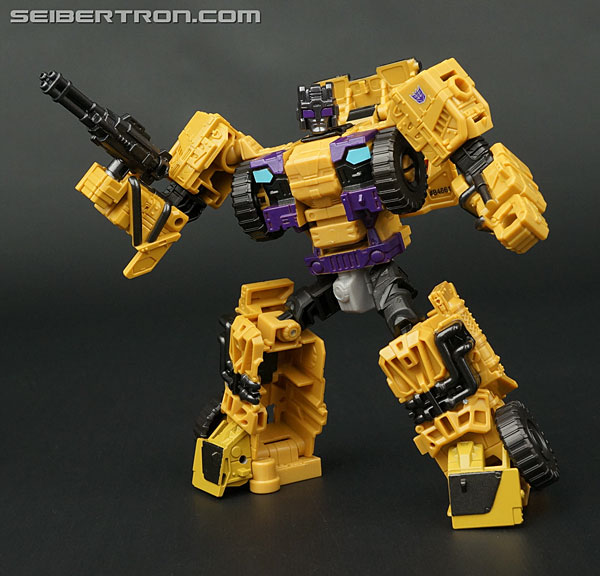 Transformers News: New Galleries: Combiner Wars Swindle, Brawl, Vortex, and Blast Off