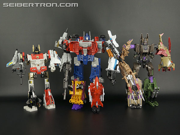 Transformers News: New Gallery: Generations Combiner Wars Ultra Prime