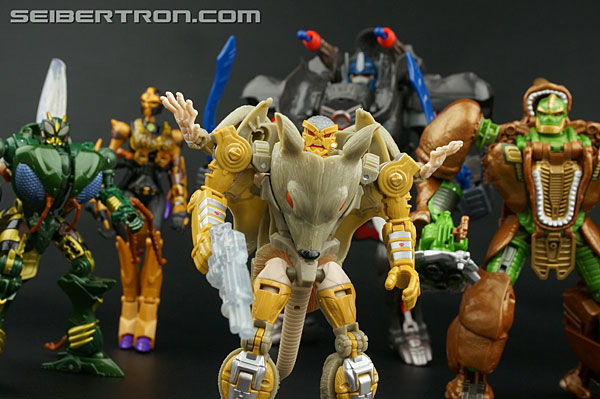 Transformers News: New Galleries: Transformers Legends LG-01 Rattrap and LG-02 Optimus Primal
