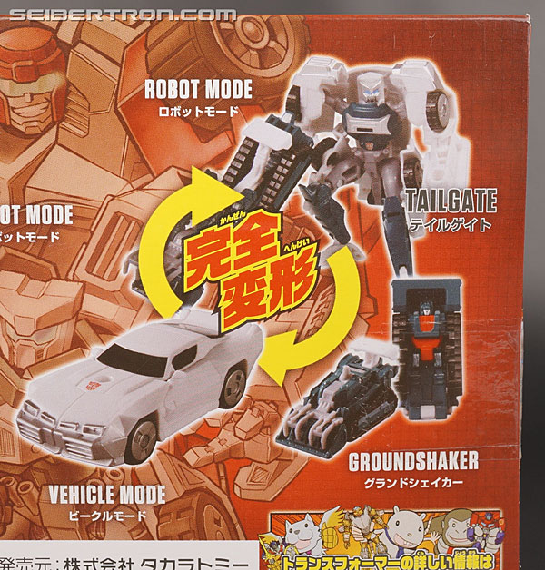 Transformers Legends Tailgate (Image #10 of 153)