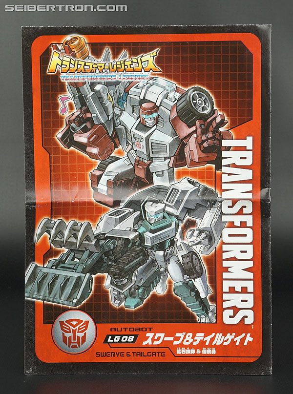 Transformers Legends Tailgate (Image #20 of 153)