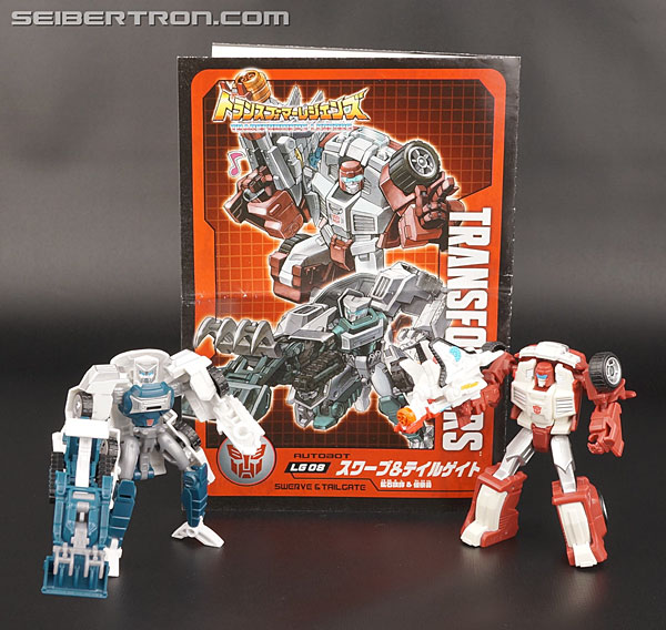Transformers Legends Tailgate (Image #26 of 153)