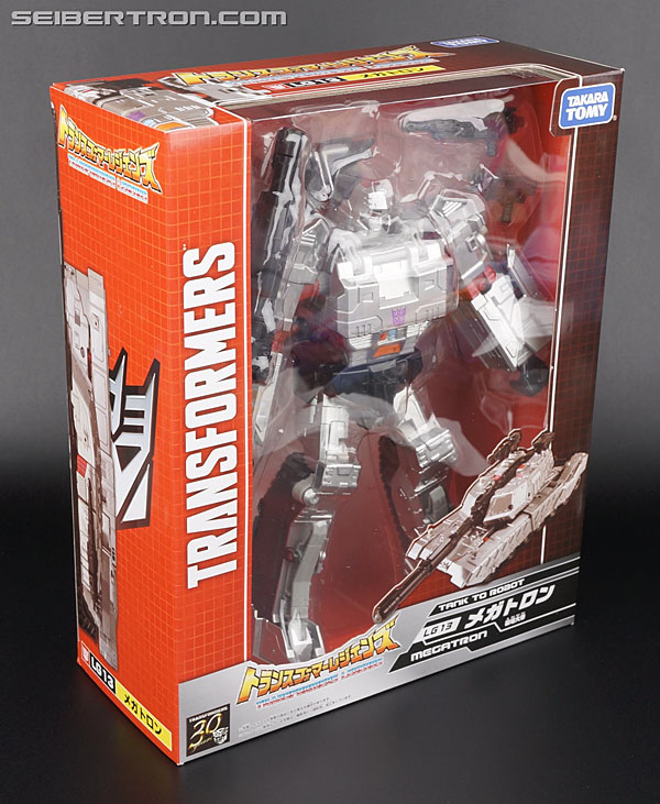 Transformers Legends Megatron (Image #4 of 129)