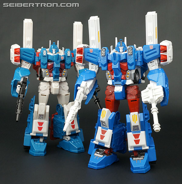 Transformers News: Takara Tomy Transformers Legends Ultra Magnus Videos