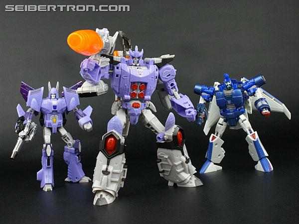 Transformers News: New Galleries: Transformers Legends LG-23 Galvatron with Headmaster Megatron