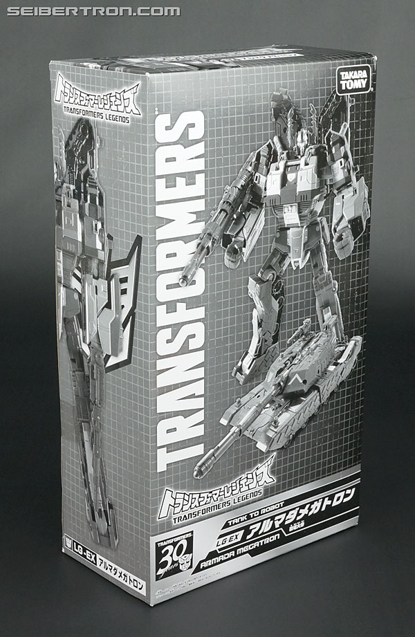 Transformers News: New Galleries: Toyko Toy Show 2015 Transformers Legends Black Convoy and Armada Megatron