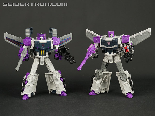 Transformers News: New Galleries: Transformers Legends Astrotrain, Blitzwing, Octane, Ghost Starscream, and Big Fight