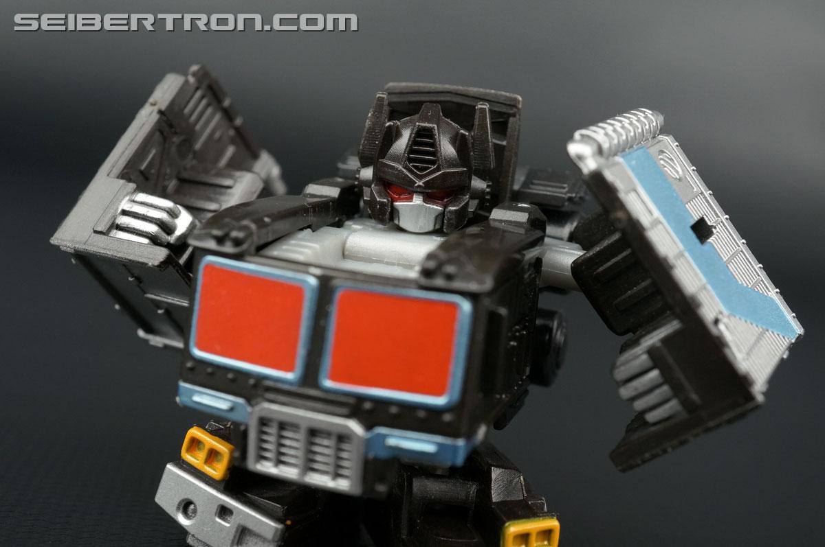 Q-Transformers Black Convoy (Black Optimus Prime) (Image #51 of 78)