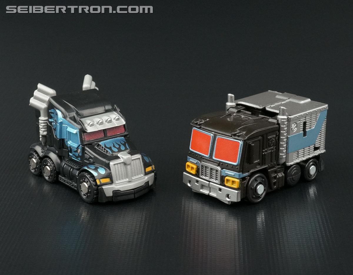 Q-Transformers Black Convoy (Black Optimus Prime) (Image #68 of 78)