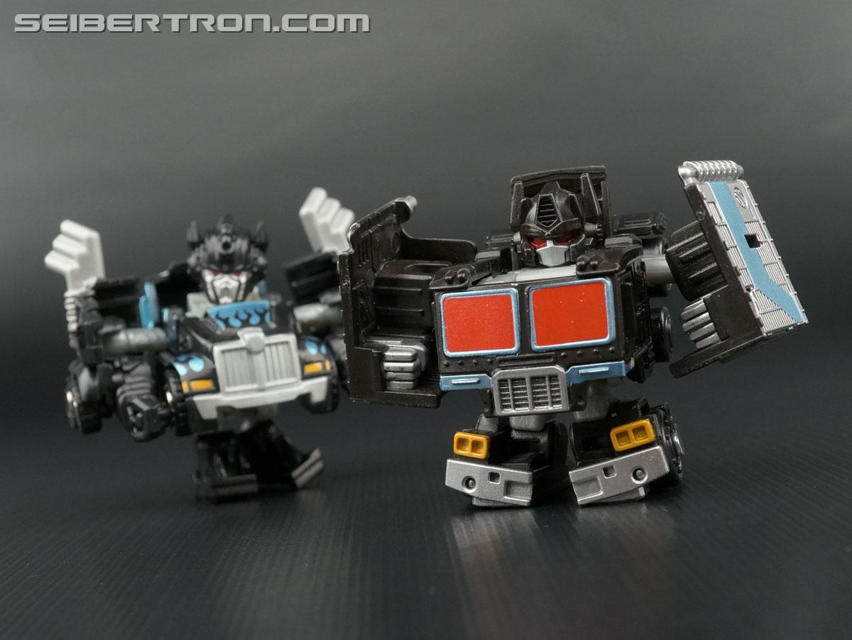 Q-Transformers Black Convoy (Black Optimus Prime) (Image #71 of 78)