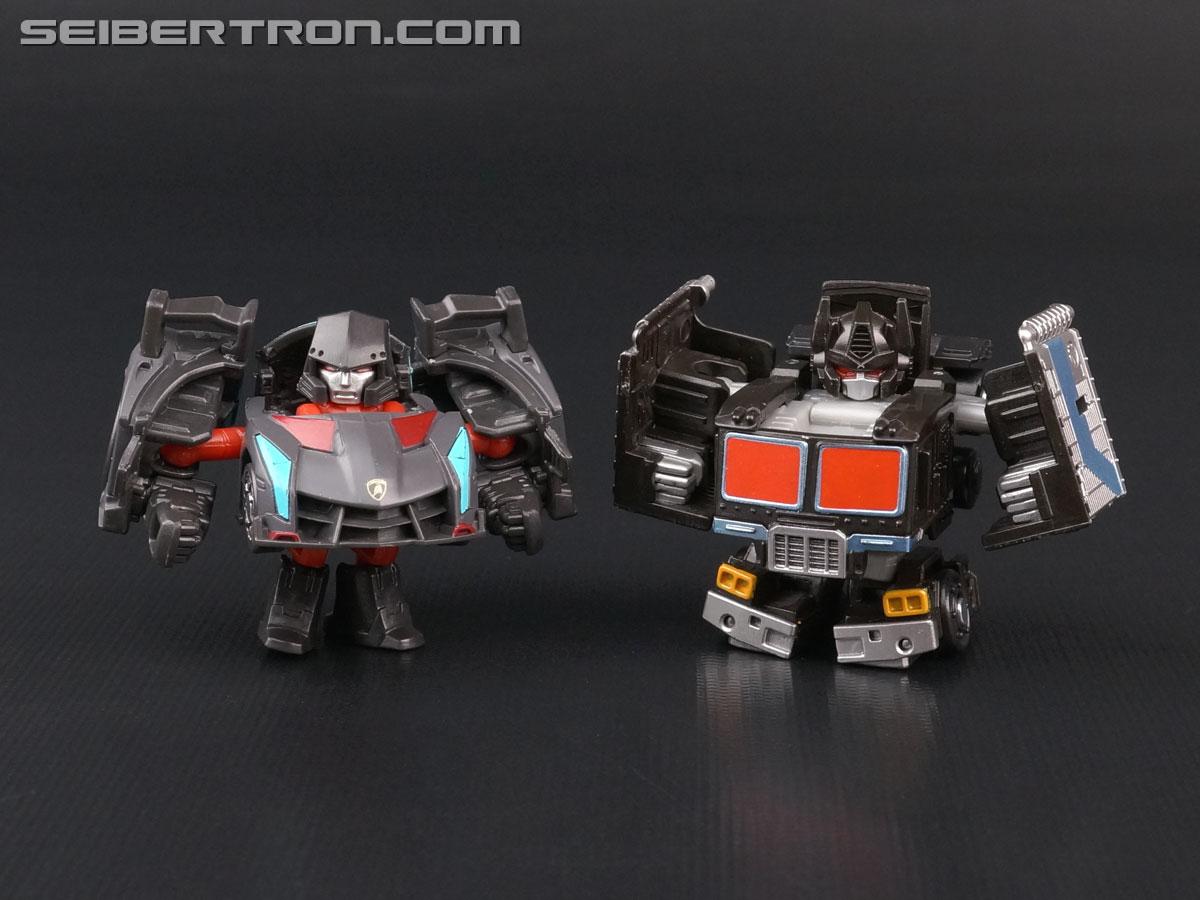 Q-Transformers Black Convoy (Black Optimus Prime) (Image #76 of 78)