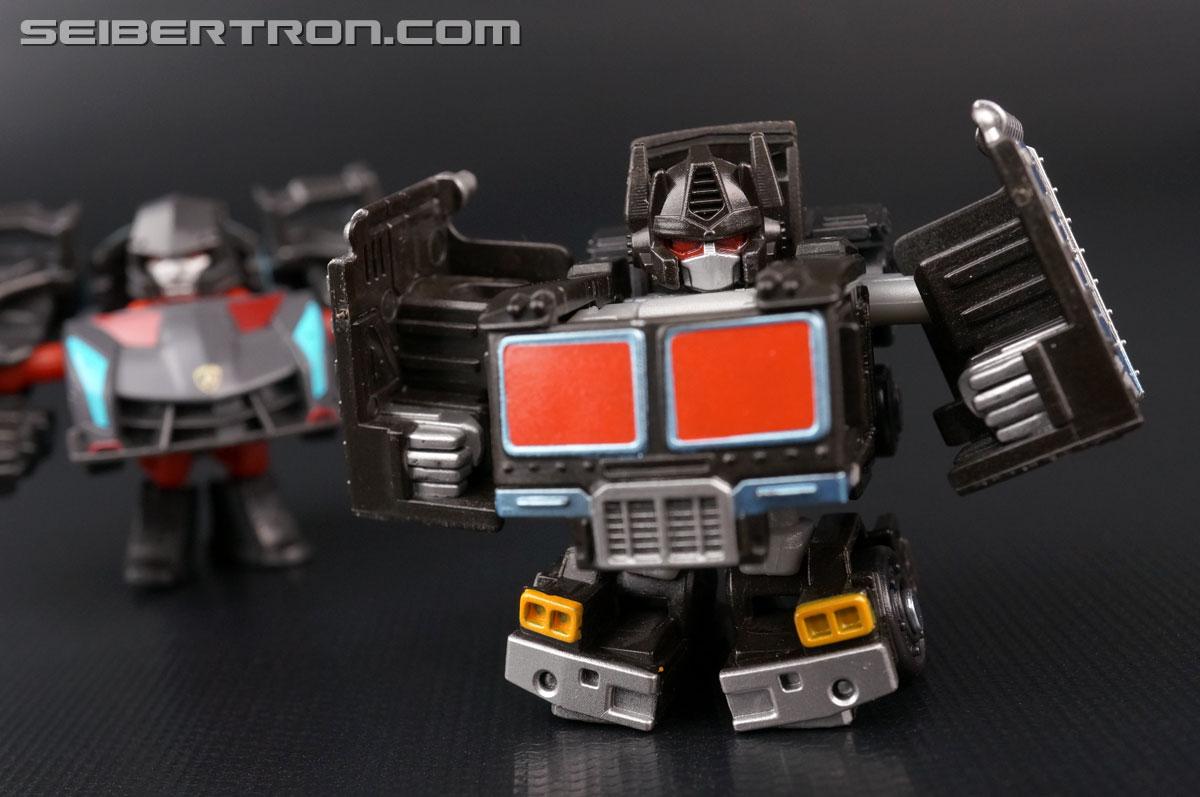 Q-Transformers Black Convoy (Black Optimus Prime) (Image #78 of 78)
