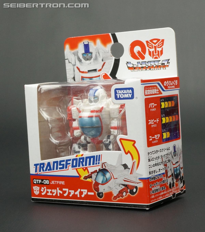 Q-Transformers Jetfire (Image #7 of 66)