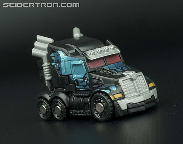 Transformers News: New Galleries: Q-Transformers Nemesis Prime, Hound, and Bluestreak
