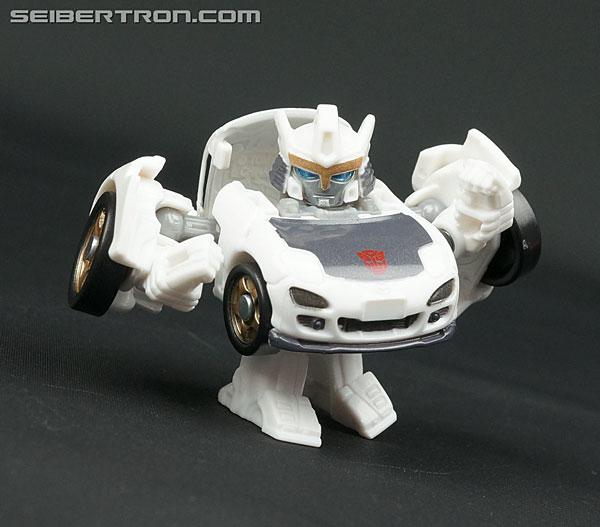Takara Tomy ® Q-Transformers Mazda RX-7 FD3S QT-22 Drift NOUVEAU