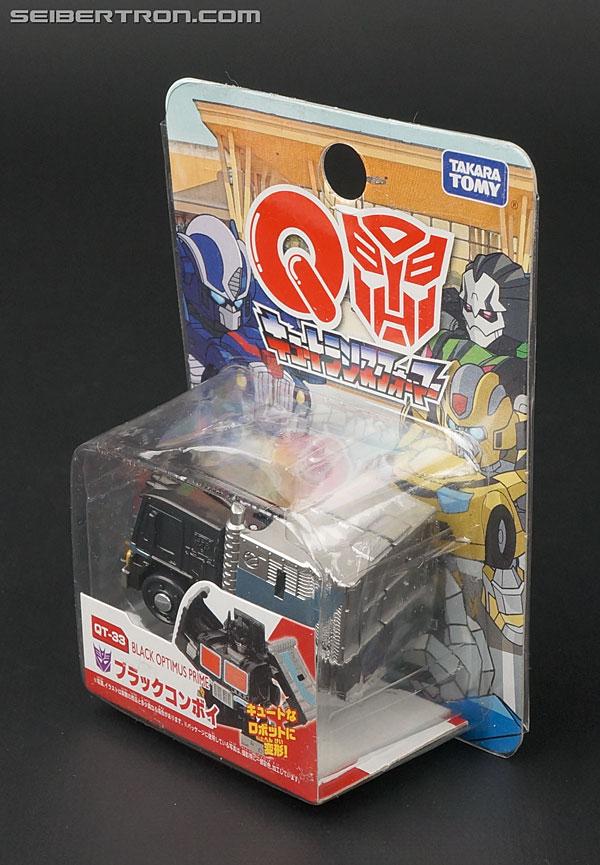 Q-Transformers Black Convoy (Black Optimus Prime) (Image #6 of 78)