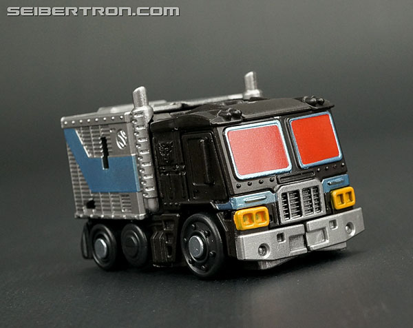 Q-Transformers Black Convoy (Black Optimus Prime) (Image #11 of 78)
