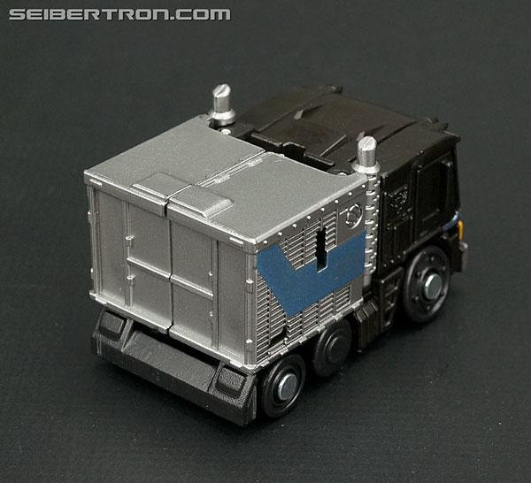 Q-Transformers Black Convoy (Black Optimus Prime) (Image #13 of 78)