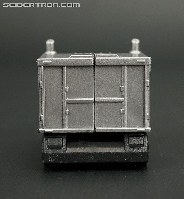 Q-Transformers Black Convoy (Black Optimus Prime) (Image #15 of 78)
