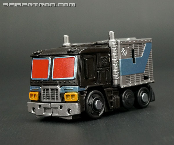 Q-Transformers Black Convoy (Black Optimus Prime) (Image #18 of 78)
