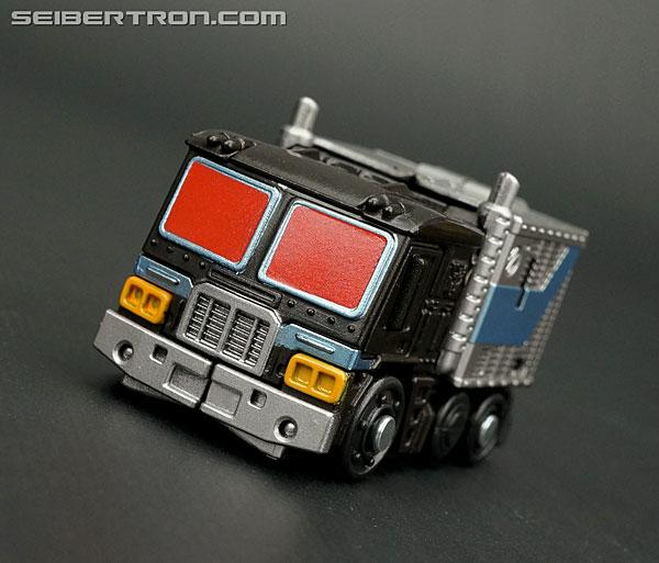 Q-Transformers Black Convoy (Black Optimus Prime) (Image #20 of 78)