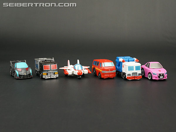 Q-Transformers Black Convoy (Black Optimus Prime) (Image #24 of 78)