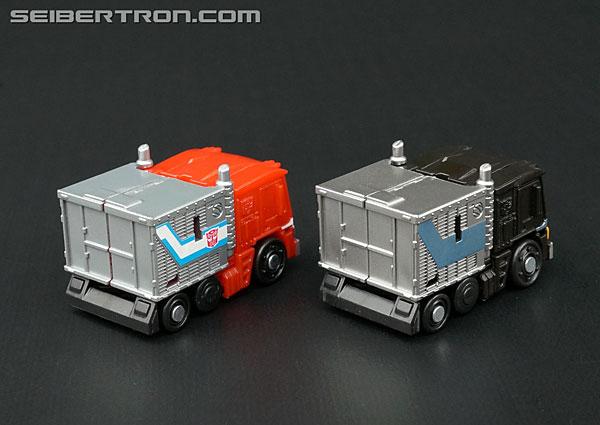 Q-Transformers Black Convoy (Black Optimus Prime) (Image #28 of 78)