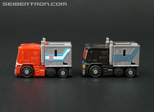 Q-Transformers Black Convoy (Black Optimus Prime) (Image #29 of 78)