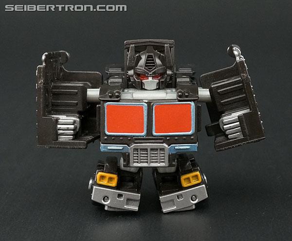 Q-Transformers Black Convoy (Black Optimus Prime) (Image #32 of 78)