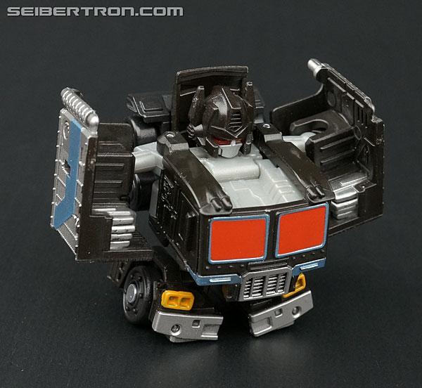 Q-Transformers Black Convoy (Black Optimus Prime) (Image #35 of 78)