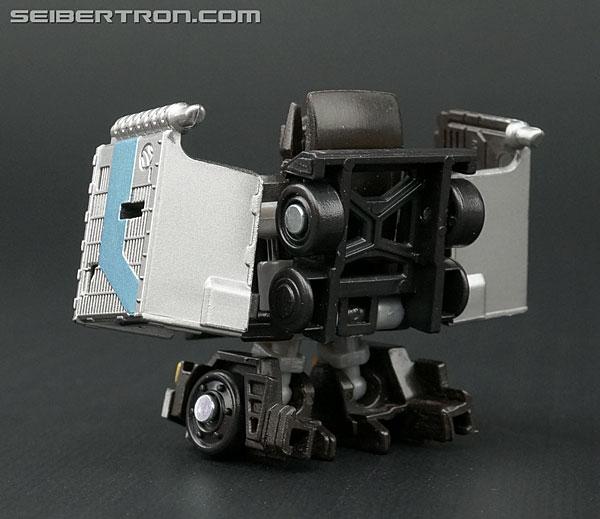 Q-Transformers Black Convoy (Black Optimus Prime) (Image #43 of 78)