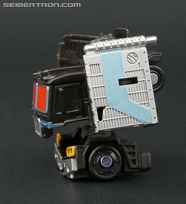 Q-Transformers Black Convoy (Black Optimus Prime) (Image #44 of 78)