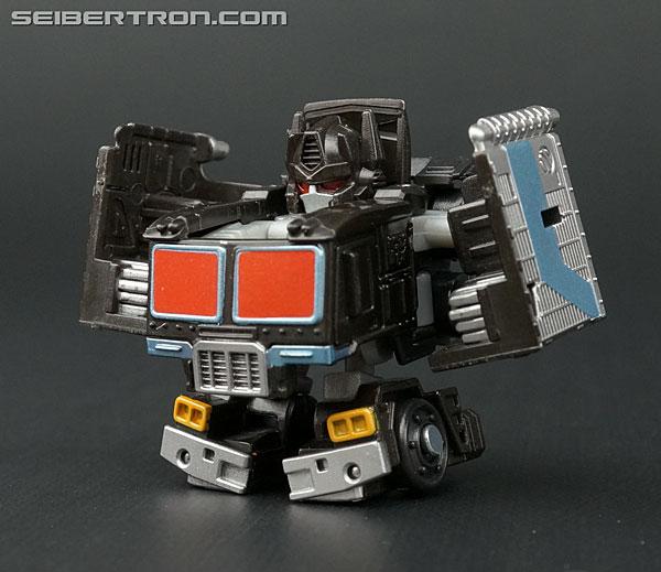 Q-Transformers Black Convoy (Black Optimus Prime) (Image #45 of 78)