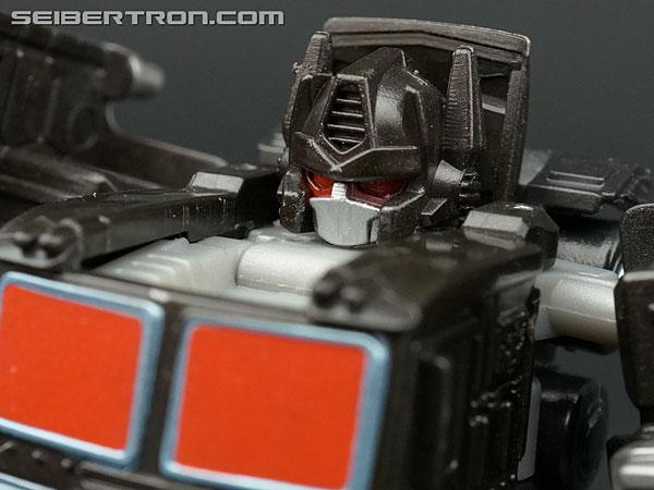 Q-Transformers Black Convoy (Black Optimus Prime) (Image #47 of 78)