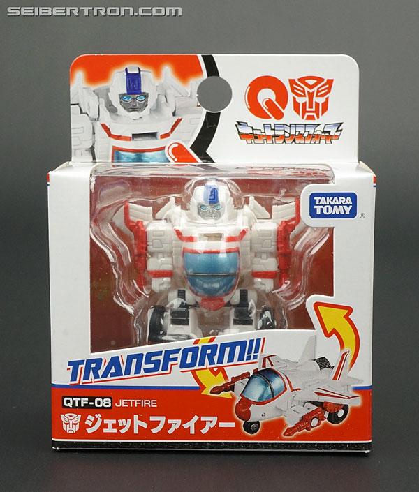 Q-Transformers Jetfire (Image #1 of 66)