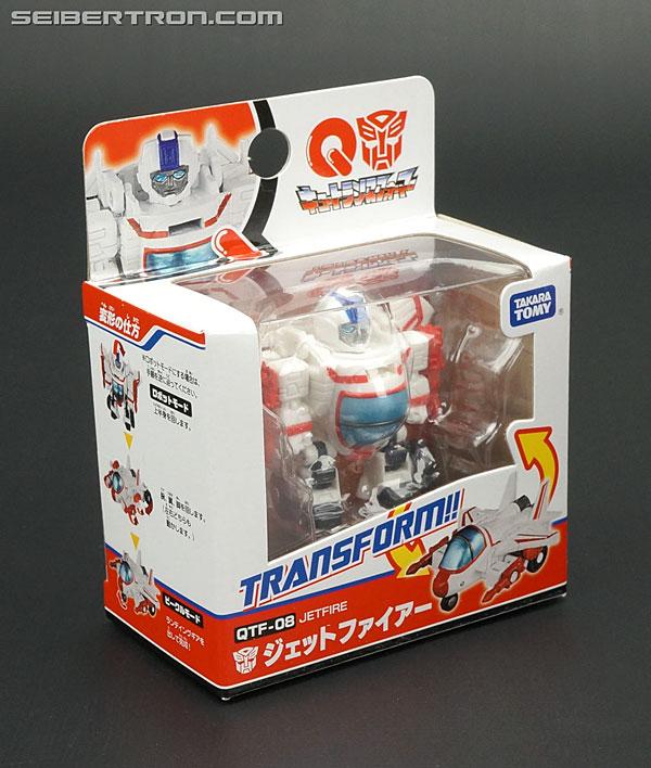 Q-Transformers Jetfire (Image #3 of 66)