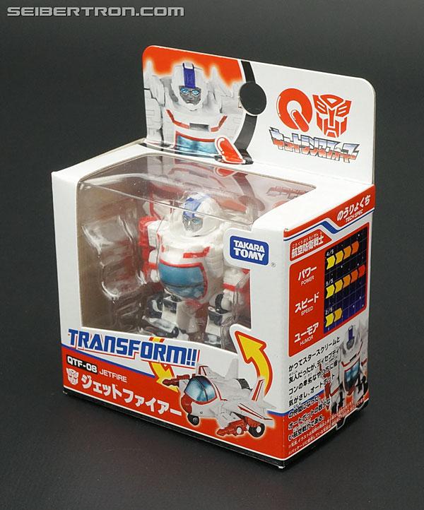 Q-Transformers Jetfire (Image #8 of 66)