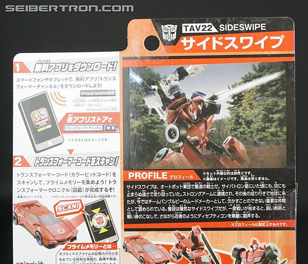 Transformers Adventures Sideswipe (Image #8 of 102)