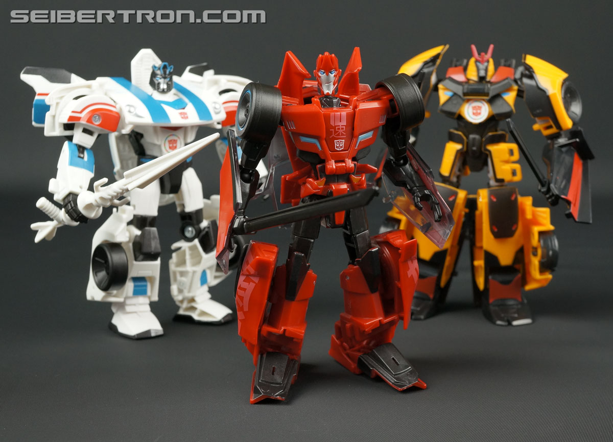 Transformers Adventures Sideswipe (Image #101 of 102)