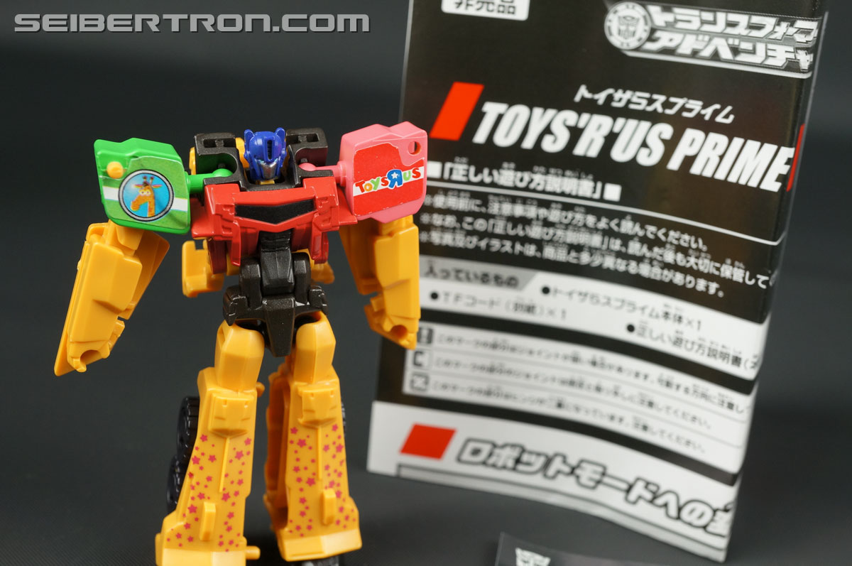 Transformers Adventures Toys'R'Us Prime (Image #83 of 85)