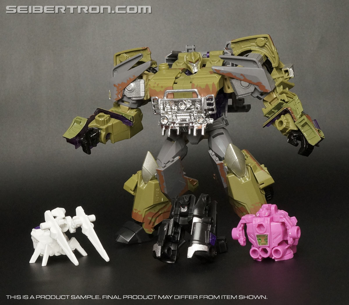 Transformers BotCon Exclusives Boombox (Image #61 of 66)