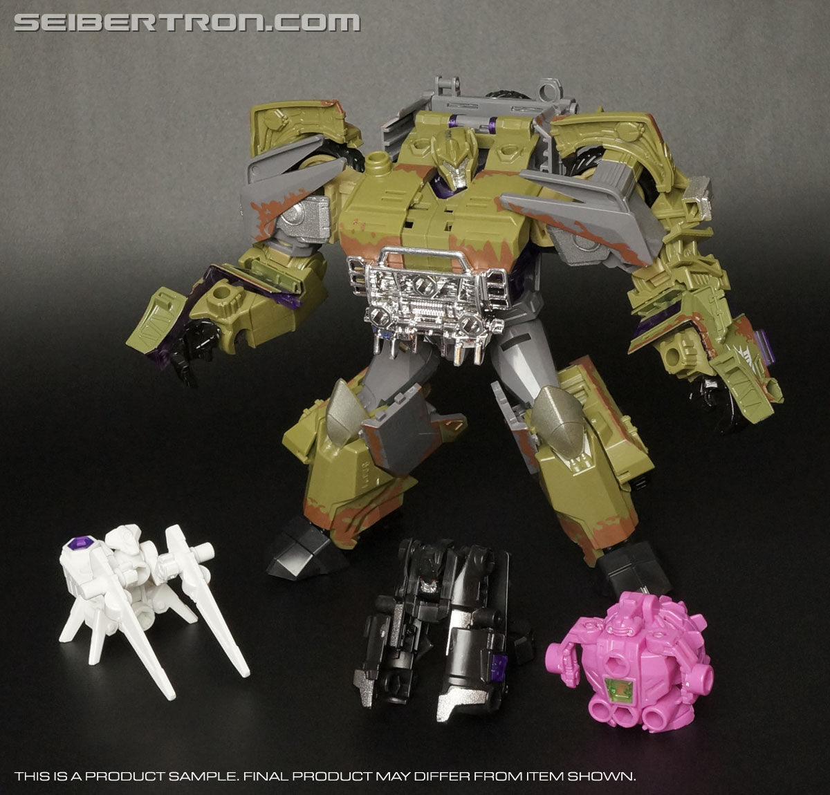 Transformers BotCon Exclusives Boombox (Image #62 of 66)